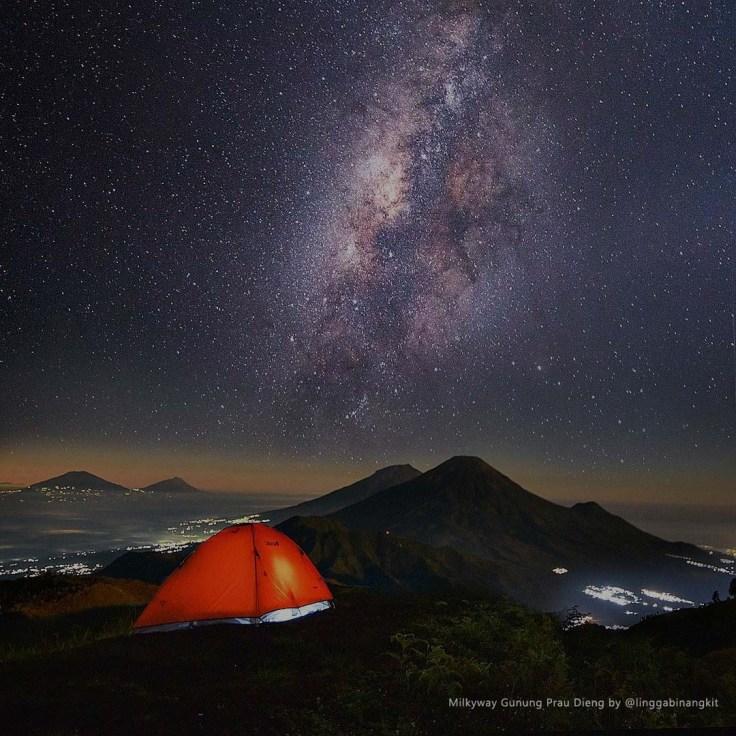 Milkyway-Gunung-Prau-Dieng-by-@linggabinangkit