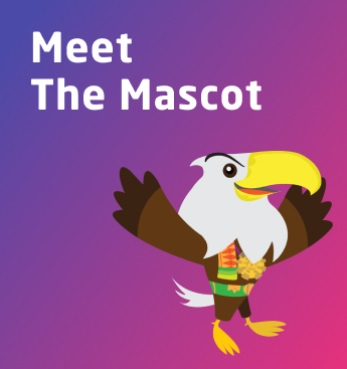 asian para mascot